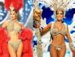 Trang phục dân tộc sexy đến ngạt thở của các mỹ nhân Hoa hậu Hoàn vũ