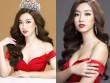 """Bị chê """"lép"""", Hoa hậu Việt Nam tung ảnh trễ nải lộ vẻ đầy đặn"""