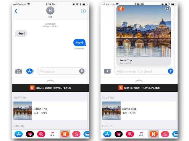 Mách nước khai thác những tính năng mới của iMessage trên iOS 11 - 10