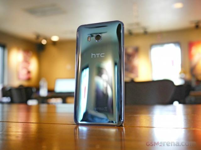 HTC U11 Plus sẽ có màn hình 6 inch, không viền màn hình