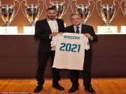"""Tin HOT bóng đá sáng 22/9: Real """"trói"""" Benzema đến năm 2021"""