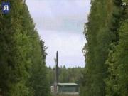 Nga thử thành công tên lửa liên lục địa tầm bắn 12.000 km