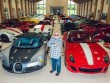 Choáng ngợp trước bộ sưu tập siêu xe 'hàng thửa' của tỷ phú Michael Fux