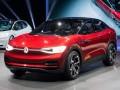Ô tô - Volkswagen I.D.Crozz: Tương lai của SUV chạy điện