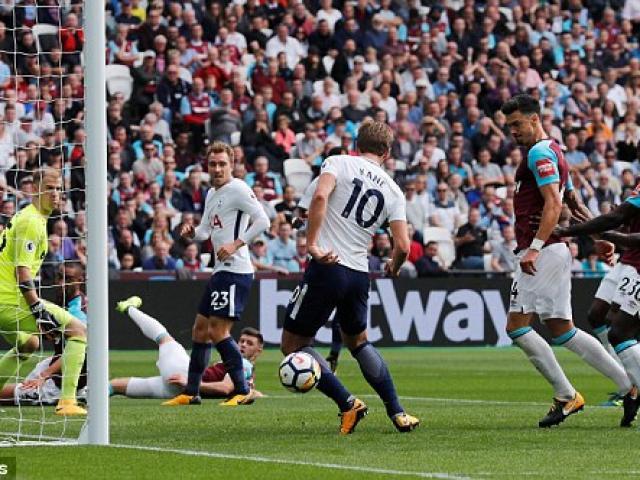 West Ham - Tottenham: Kịch tính cao độ, bữa tiệc 5 bàn