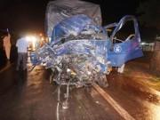 Tin tức trong ngày - Tai nạn liên hoàn trên đường Hồ Chí Minh, hàng chục người gặp nạn