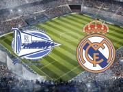Alaves – Real Madrid: Ronaldo giải hạn nơi đất khách