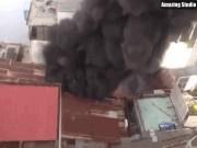 Khói lửa cuồn cuộn tại căn nhà ở SG, 3 người thương vong