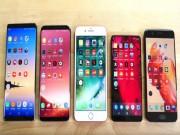 iPhone 6, 7 giá chỉ còn 4,5 triệu đồng khiến Android gặp nguy
