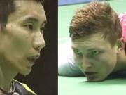"""Cầu lông: Lee Chong Wei hành hạ số 2, """"át chủ bài"""" thua mất mặt"""