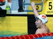 Kì tích Ánh Viên: Giành HCB châu Á, phá 2 kỷ lục SEA Games
