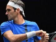 """Laver Cup: Federer tỏa sáng, đội siêu sao châu Âu """"đè bẹp"""" đội thế giới"""