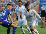 Video, kết quả bóng đá Alaves - Real Madrid: Tân binh gánh việc thay Ronaldo (Hiệp 1)