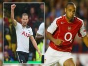 """Harry Kane """"dội bom"""" Ngoại hạng Anh: Vượt Henry, trở thành VUA London"""