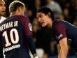 Neymar bị PSG loại khỏi đội hình, Cavani vẫn được tin tưởng