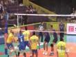 """Bóng chuyền: VĐV đập """"như máy"""" ghi 70 điểm, Brazil lên đỉnh thế giới"""