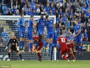 Leicester - Liverpool: Nghẹt thở 5 bàn, tiếc nuối penalty