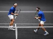 """Federer đánh đôi với Nadal: Khi """"Messi - Ronaldo"""" song tấu"""