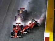 Thể thao - Đua xe F1: Thảm họa ở Singapore, mùa giải kết thúc sớm?