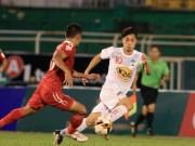 Video, kết quả bóng đá CLB TPHCM - HAGL: Vỡ òa cú đá phạt phút bù giờ