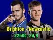 Brighton – Newcastle: Top 4 & giấc mơ thiên đường