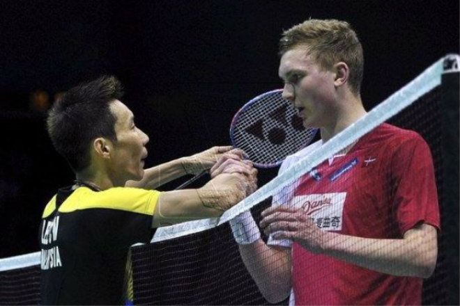 """""""Siêu nhân"""" cầu lông: Hạ bốn số 1 thế giới, Lee Chong Wei - Lin Dan ôm hận - 1"""