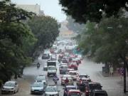 Tin tức trong ngày - Áp thấp nhiệt đới sắp đổ bộ Quảng Ninh-Hải Phòng, Hà Nội mưa lớn