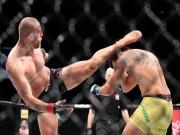 """UFC: Huyền thoại kiêm """"ma mới"""" cho """"Frankenstein"""" đi gặp bác sỹ"""