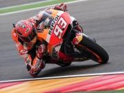 """Đua xe MotoGP: Đấu trên sân nhà, """"Bò tót"""" lập hattrick chiến thắng"""