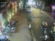 Clip cặp vợ chồng chở theo con nhỏ táo tợn trộm xe máy trên phố