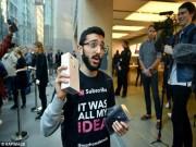 Dế sắp ra lò - Tốn 91 triệu đồng, đợi 11 ngày mua iPhone 8 nhưng thất vọng