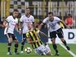 """Choáng: """"Máy chém"""" Pepe và trận cầu 12 thẻ vàng, 5 thẻ đỏ ở Thổ Nhĩ Kỳ"""
