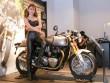 Mô tô Anh Quốc Triumph Motorcycles ra mắt Việt Nam