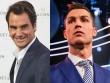 """VĐV """"pin khỏe nhất"""" 2017: Federer sau Ronaldo, trên muôn người"""