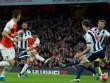 TRỰC TIẾP Arsenal – West Brom: Sanchez sút phạt đập xà, Lacazatte hưởng lợi