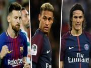 """PSG náo loạn: Cavani dùng Messi """"cà khịa"""" Neymar, 8 ngôi sao nguy cơ ra đường"""
