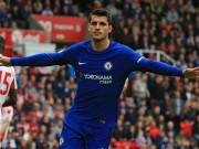 """Bàn thắng đẹp Ngoại hạng Anh vòng 6: Siêu phẩm """"cứa lòng"""" Morata đấu Coutinho"""