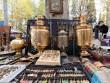 Có gì đặc biệt trong chợ đồ cũ, đồ cổ nổi tiếng nhất thế giới ở Nga?