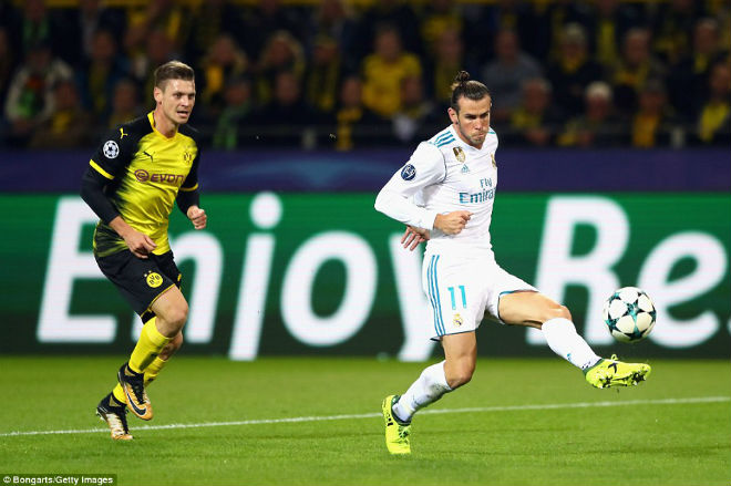 "Góc chiến thuật Dortmund - Real Madrid: Ronaldo hay, Bale ""ngon"" nhất - 1"