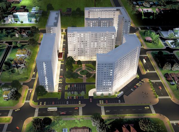 Quận Bình Tân đón thêm 400 căn hộ tốt vào thị trường - 1