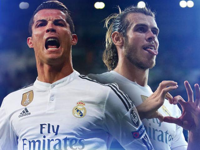 """Bale """"phục vụ"""" Ronaldo: Từ ganh ghét thành cặp đôi hoàn hảo Real"""