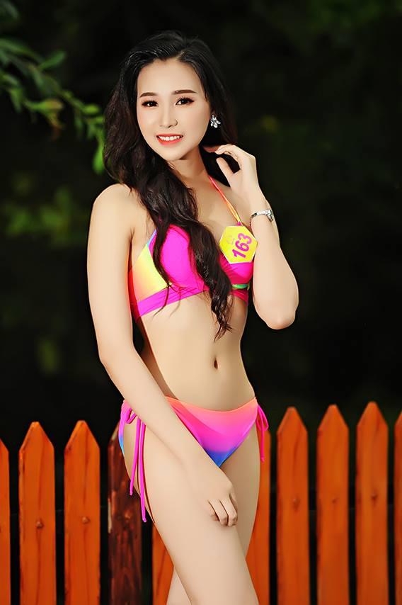 """Vẻ hút hồn của 15 """"bông hoa"""" lọt top 70 Hoa hậu Hoàn vũ VN - 2"""