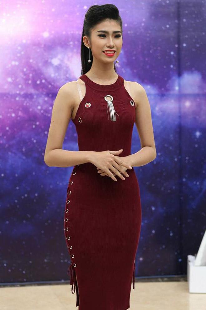 """Vẻ hút hồn của 15 """"bông hoa"""" lọt top 70 Hoa hậu Hoàn vũ VN - 6"""