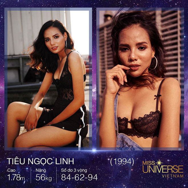 """Vẻ hút hồn của 15 """"bông hoa"""" lọt top 70 Hoa hậu Hoàn vũ VN - 12"""
