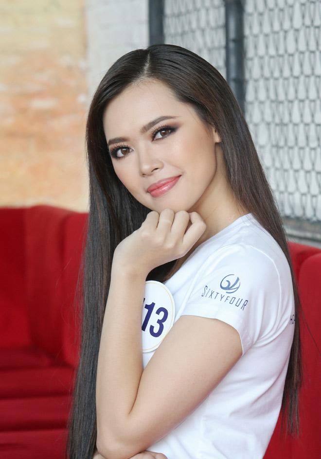 """Vẻ hút hồn của 15 """"bông hoa"""" lọt top 70 Hoa hậu Hoàn vũ VN - 13"""