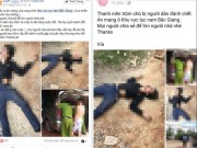 An ninh Xã hội - Truy tìm kẻ tung tin thanh niên trộm chó bị đánh chết