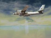 Video máy bay ném bom tầm xa Nga diệt sạch khủng bố IS