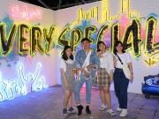 Bùng cháy với đại tiệc sáng tạo Veryspecial urban fest