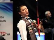 """Thể thao - Bi-a: Cơ thủ số 1 Việt Nam, """"bỏ"""" đại học để 2 lần vô địch châu Á"""