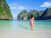 Du lịch - Tiết lộ bí quyết để có những bức ảnh đẹp xuất thần trên bãi biển